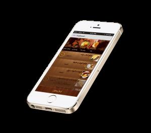 نرم افزار رستوران برای موبایل